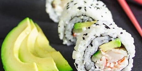 Sushi Making 101 May 22ed. 6 pm at Soule' Studio tickets