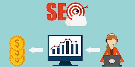 SEO Training Course for Beginners / Marketing Professionals. biglietti