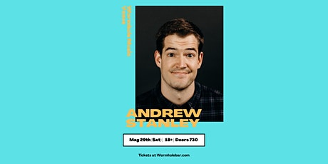 One Night Only: Andrew Stanley tickets