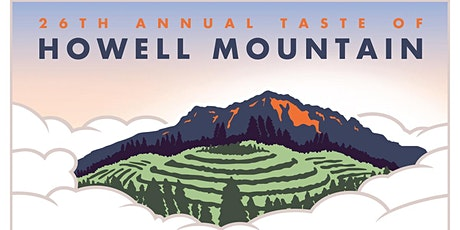 Taste of Howell Mountain tickets