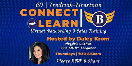 CO | Fredrick-Firestone - Networking and Sales Training tickets