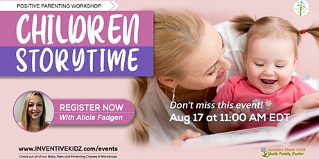 Children Storytime - Clumsy Callie with Author Alicia Fadgen tickets