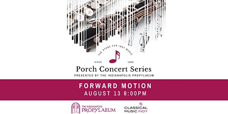 Porch Concert feat. Forward Motion tickets