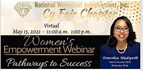 "Women's Empowerment Seminar: ""Building Pathways to Success"" tickets"