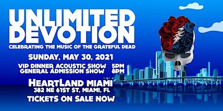 Miami Grateful Dead Night featuring Unlimited Devotion tickets