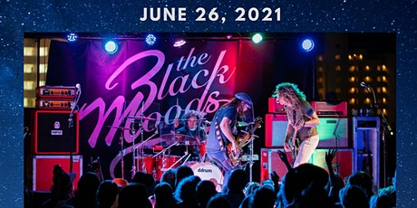 The Black Moods w/ Rob West Band & Natalie Merrill tickets