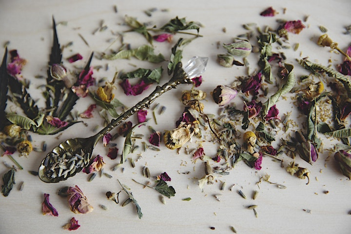 Tea Alchemy Workshop with Amandine image