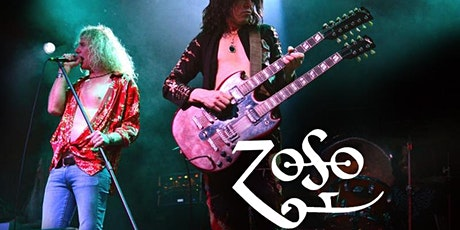 ZOSO at JAM Entertainment Center- The ULTIMATE Led Zeppelin Experience tickets
