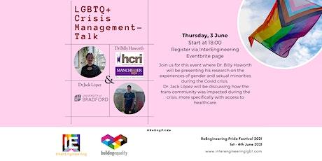 ReEng Pride 2021: LGBTQ+ Crisis Management tickets