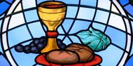 Holy Communion Service Led by the Revd. Chris Gercke tickets