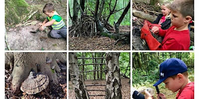 Forest School Holiday Club – 5-11 years