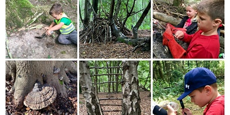 Forest School Holiday Club - 5-11 years tickets