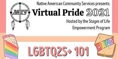 Virtual Pride LGBTQ2S+ 101 tickets