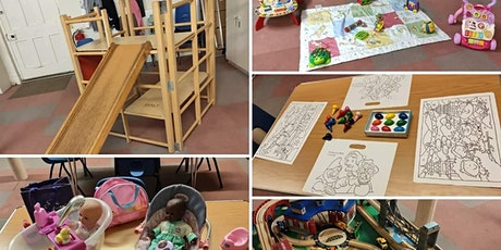 Mustard seed toddler group tickets