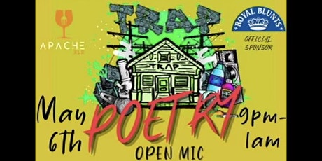 Trap Poetry tickets