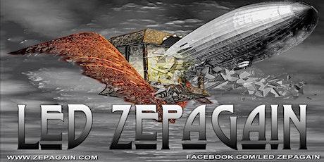 Led Zepagain tickets