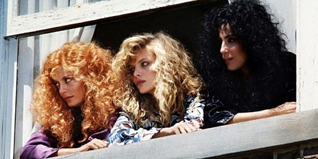Cemetery Cinema: The Witches of Eastwick tickets