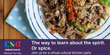 Cultural Kitchen Party: Korean Edition tickets