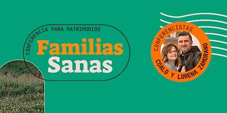 "Miami | Conferencia para matrimonios ""Familias Sanas"" tickets"