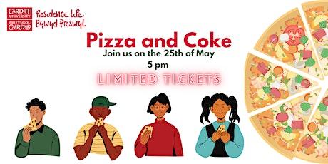 Pizza & Coke tickets
