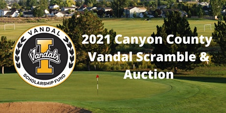 2021 Canyon County Vandal Scramble tickets