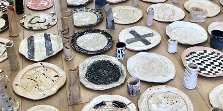 Ceramics workshop with the Perrott Hill Potters tickets