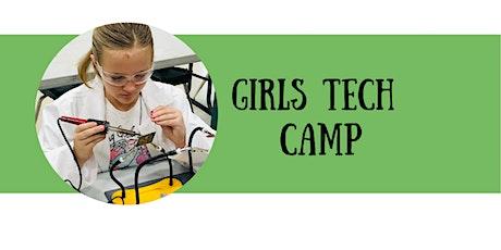 Girls Tech Camp tickets