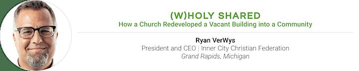 LYN:4 - Church as Civic Anchor: Repurposing Church Property Post-COVID image