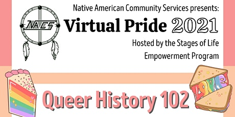 Virtual Pride Queer History 102 tickets