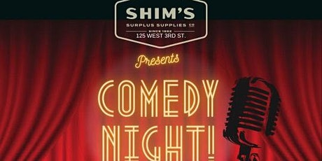 Shim's Comedy Showcase tickets