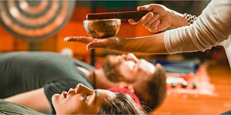 RELEASE-Tibetan Bowls-Bells and Chimes Meditation with Debbie tickets