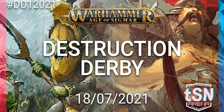 Destruction Derby - Champions of the Waghhh!!! tickets