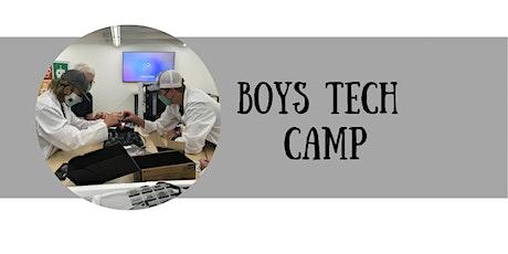 Boys Tech Camp tickets