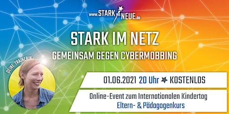STARK IM NETZ (Eltern- & Pädagogenkurs) mit Sina Brinkmann Tickets