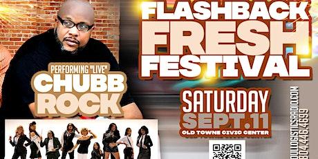 Flashback Fresh Festival / Chubb Rock / BeLa Dona tickets