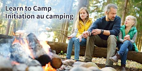 Cuisiner en camping billets