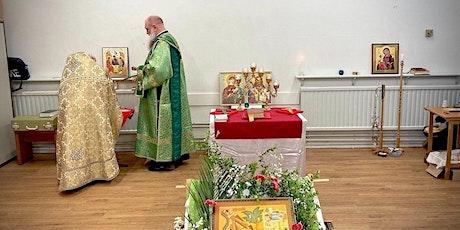 Orthodox Divine Liturgy in Swindon tickets