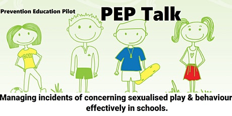PEP Talk North and South Timaru CoL tickets