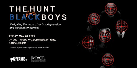 The Hunt for Black Boys tickets