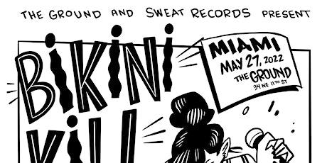 Bikini Kill at The Ground [POSTPONED] Friday May 27, 2022 tickets