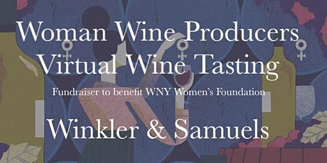 Virtual Wine Tasting Fundraiser to benefit the WNY Women's Foundation tickets