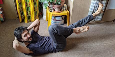 Pilates Fusion avec Marc billets