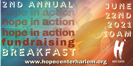 HOPE in Action Fundraising Breakfast tickets