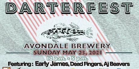 Darter Festival tickets