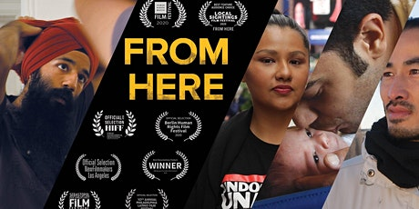 FROM HERE - Film Screening and Panel Discussion tickets