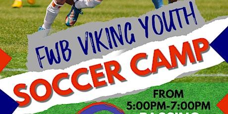 FWB Viking Soccer Camp tickets