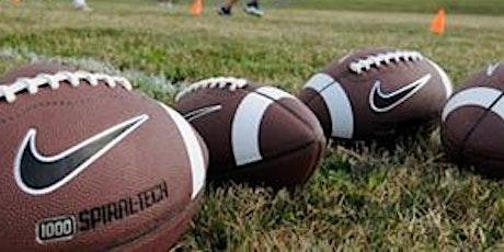 Reggie McKenzie Foundation Football Camp 2021 tickets