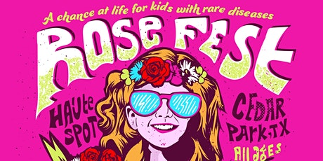 ROSE FEST feat. Alpha Rev - To Cure A Rose Benefit Concert (Postponed 7/17) tickets
