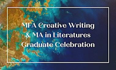 Class of 2021 MFA & MA Graduation Celebration tickets