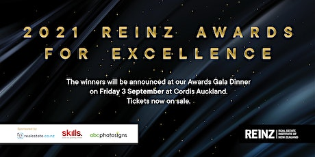 2021 Awards for Excellence tickets